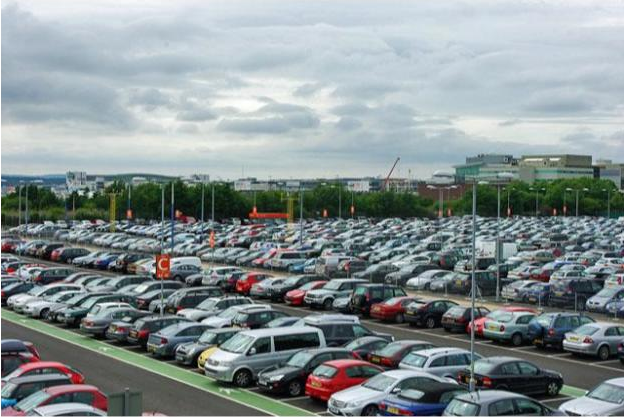 Why Airport Parking Is Better Than Ride Sharing And Taxis